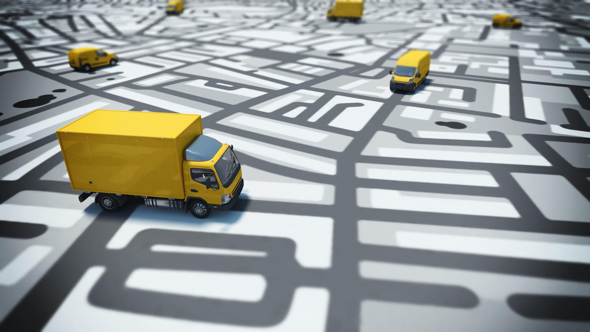 Városi áruszállítás
